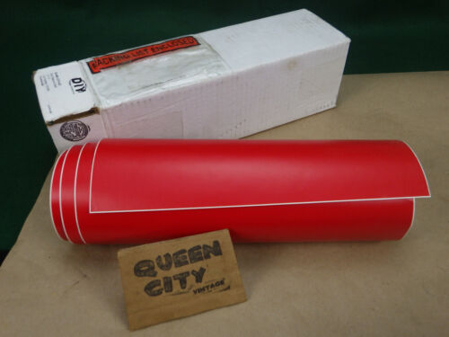 """Shadow Marking Tape, Solid, Red, 12-1/4"""" W 4mil 15"""