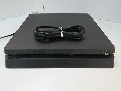 Sony PlayStation 4 Slim (CUH-2215B) (NO HDD) Gaming Console - Black (12)