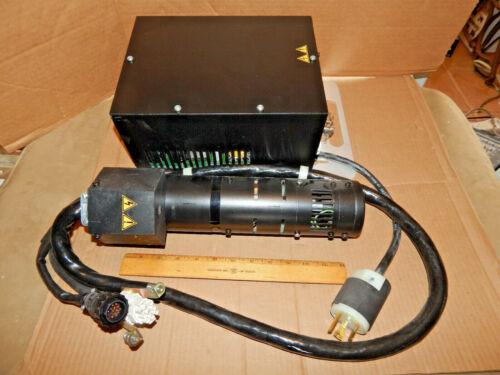 JDS Uniphase 2214R-40MLA Argon Ion Laser Head/2114B-40MLA Power Supply