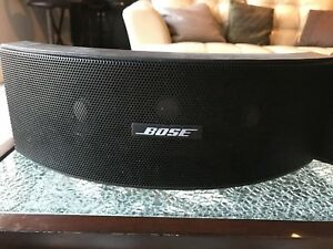 BOSE 151 OUTDOOR ALL WEATHER SPEAKERS MINT CONDITION