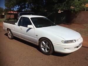 1997 Holden Commodore Ute Orange Grove Gosnells Area Preview