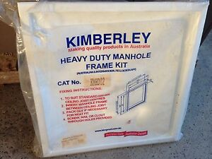 Lockable manhole cover kit Bossley Park Fairfield Area Preview