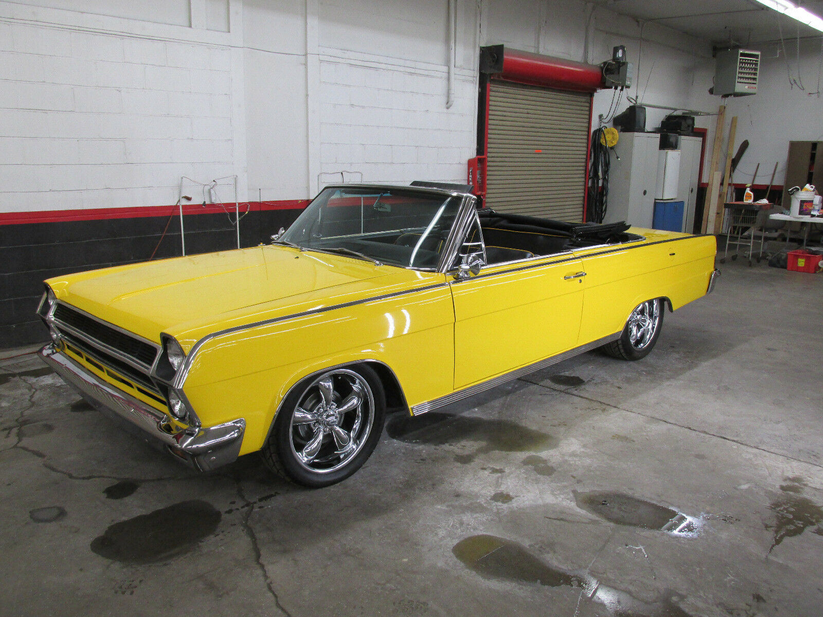 1965 AMC Rambler Convertible Rare AMC Rambler Ambassador Convertible Custom Paint And Interior VERY NICE