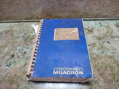 Cincinnati Milacron Programming Manual 91202938e Sabre Arrow Dart 2100e