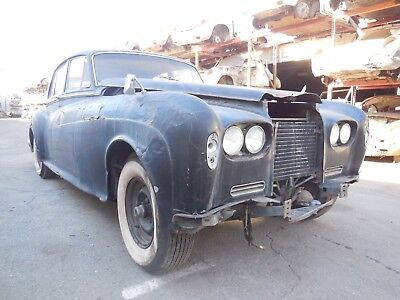 1964 Bentley S3 Series 1964 Bentley S3 Sedan RHD 1964 Bentley S3 Sedan RHD Project Car for Restoration or Parts Rolls Royce Cloud