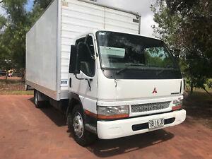 Mitsubishi Canter FE 500/600 Pantech Regency Park Port Adelaide Area Preview
