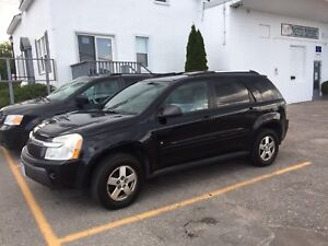 2006 equinox part out