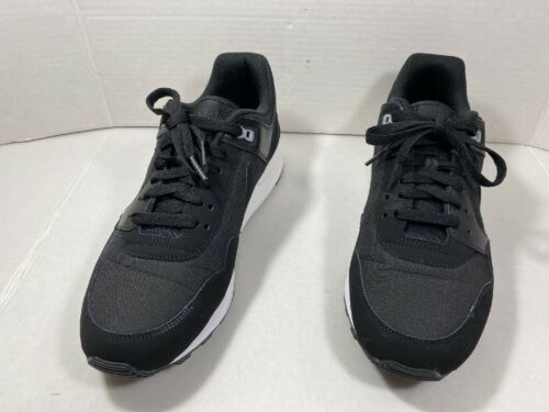 Nike Air Pegasus 89 Men's Running Shoes Black Palm Gre 344082 030 Sz 10