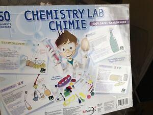 venture view chemistry set chimie bnib