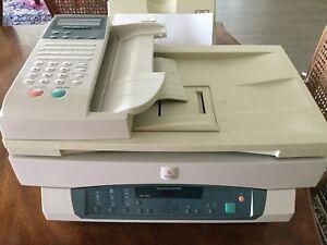 Scanneur-photocopieur-imprimante