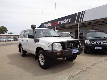 2006 Toyota LandCruiser 100 series standard wagon Kenwick Gosnells Area Preview