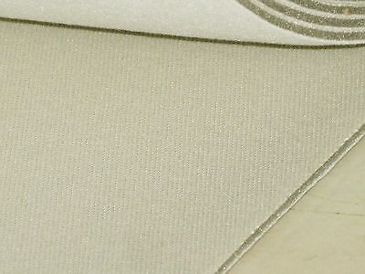 """LIGHT GREY CAR TRIMMING ROOF HEAD LINING 3 mm FOAM BACKED FABRIC IN 59"""" RL14"""