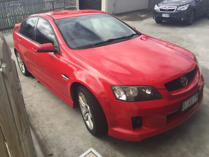 2007 Holden Commodore Sedan West Moonah Glenorchy Area Preview