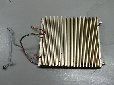 Thalescomark Uhf Rf Linear Amplifier100 Watts Class Aradio Frequency 28 Vdc