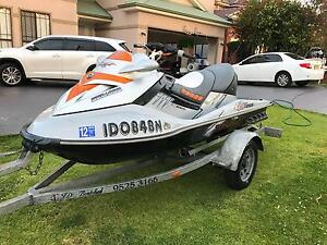 Seadoo RXT-X 255hp RS 2008 Supercharged Jetski Extras Long Rego Five Dock Canada Bay Area Preview