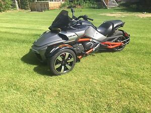 Cam-Am Spyder F3 S for SALE! (On Hold)
