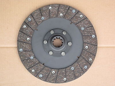 Clutch Plate For Massey Ferguson Mf To-30 To-35 Harris 50 Industrial 2135 50b