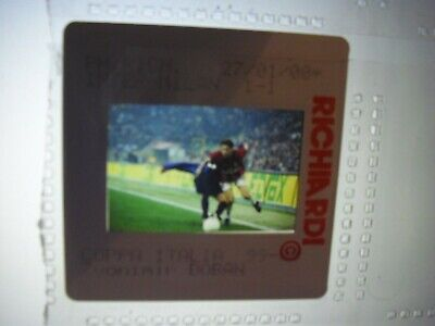 Press Photo slide negative AC Milan Zvonimir Boban 27.1.2000 (2) for sale  Shipping to South Africa