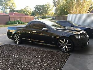 2012 Holden VE SV6 Z SERIES UTE CAMMED Paralowie Salisbury Area Preview