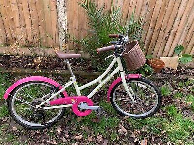 Dawes Lil Duchess Girls Bike with Basket
