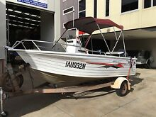 Quintrex legend 475 Aluminium Fishing Boat 60hp Yamaha Carrum Downs Frankston Area Preview