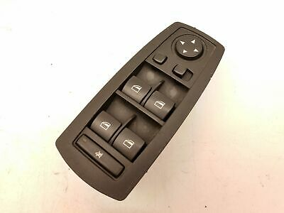 2006-2010 BMW X3 E83 Driver Left Front Master Window Switch 61313414355