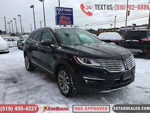 2015 Lincoln MKC AWD | NAV | CAM | LEATHER | PANO ROOF