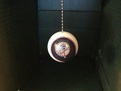 Handmade New York Yankees Ceiling Fan / Light Pull - Yankees - MLB - Limited