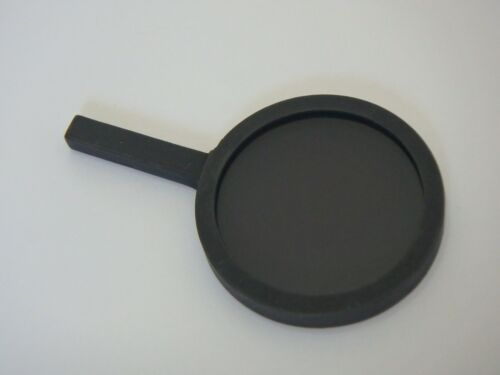35mm ND filter with handle for microscope - signed