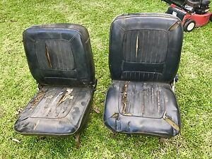 Ford xw xy falcon Fairmont gt bucket seats Smithfield Cairns City Preview
