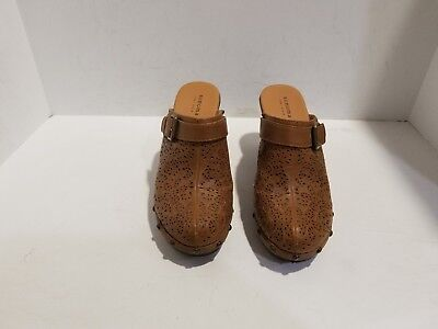 Sonoma Womens Brown Mules Size 9 M Brown Womens Mules