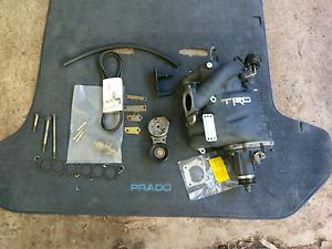 Trd Supercharger kit for 5vz fe Prado 3.4l v6 Hilux 3.4lv6 West Pennant Hills The Hills District Preview