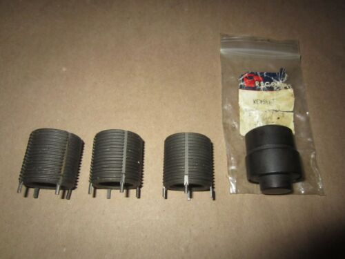 "Lot of (3) Keysert 1""-8 Inserts & Installation Tool  thread repair"