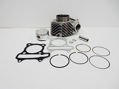 150cc PERFORMANCE CYLINDER KIT FOR CHINESE SCOOTERS 150cc GY6 MOTORS (57mm Bore)