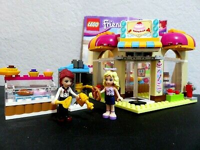 LEGO Friends Downtown Bakery (41006) Used In Great Condition