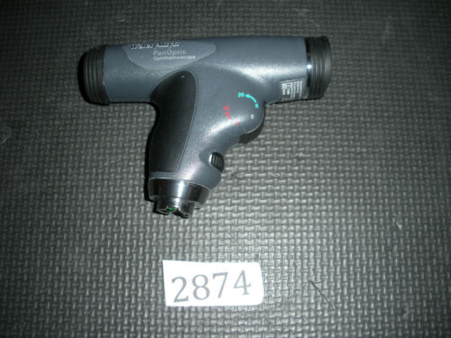 WELCH ALLYN 3.5V Panoptic Ophthalmoscope Ref: 11820
