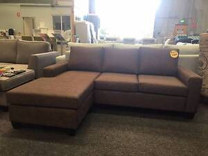 FLOOR STOCK CLEARANCE - Preston 3 seater Reversible Chaise Modula Wetherill Park Fairfield Area Preview
