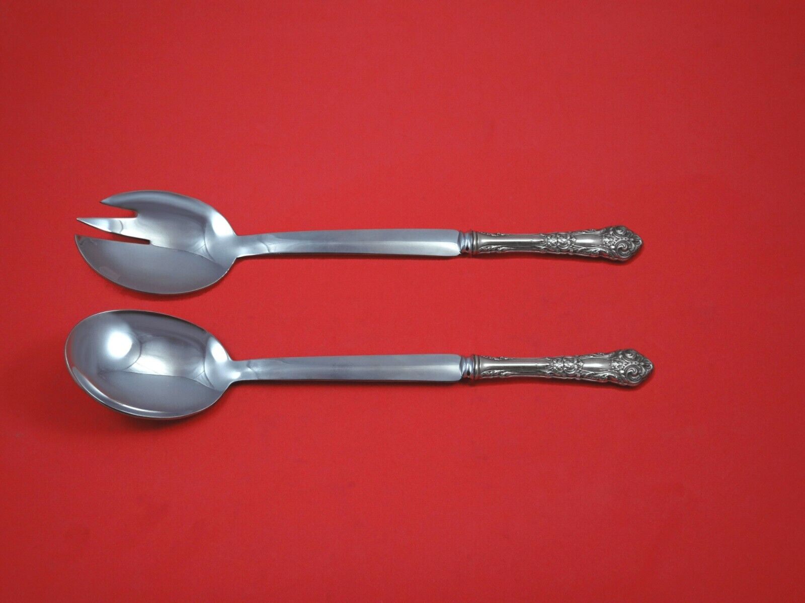"""Tapestry by Reed and Barton Sterling Silver Relish Scoop Custom Made 5 3//4/"""""""