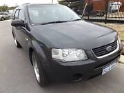 2007 FORD TERRITORY SR (AWD) 7 SEATER  6 SPEED AUTOMATIC $6990 Maddington Gosnells Area Preview