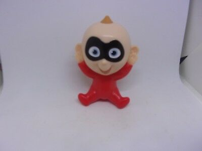 The Incredibles Baby (THE INCREDIBLES BABY JACK JACK action figure  McDonalds TOY  Cake Topper 3 INCH)