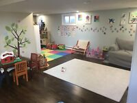 2 Full Time Daycare Spots Available