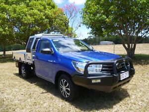 2019 Toyota Hilux WORKMATE Atherton Tablelands Preview