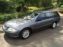 2001 FORD STATION WAGON SPOTLESS RELIABLE AUG 2016 REGISTRATION Melbourne CBD Melbourne City Preview