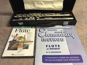 Barrington flute