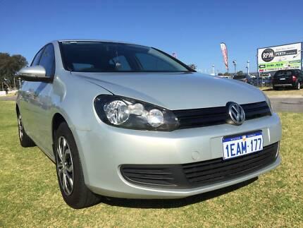 2012 Volkswagen Golf Auto ***finance from $60 a week******