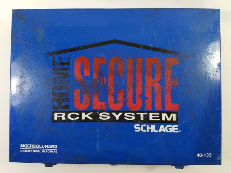 Schlage RCK System Keying Kit 40-133 RCK MK Residential Locks