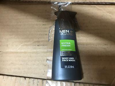 Men Liquid Face Wash -  Dove Men + Care Extra Fresh Body and Face Wash 3 Oz