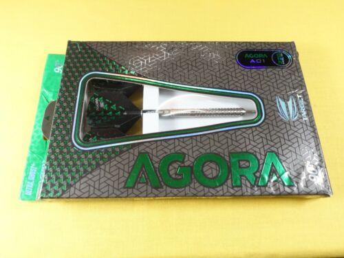 Target Agora A01 Steel Tip Darts - 22 Grams - 90% Tungsten