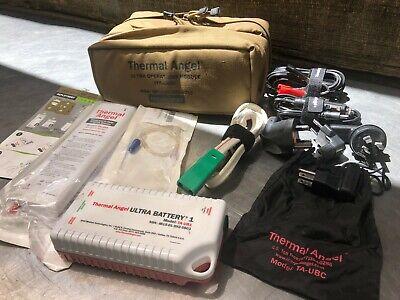 Thermal Angel Ultra Operations Module Ta-uom Iv Fluid Warmer Ems Paramedic -a-