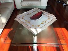 Glass coffee table Eastlakes Botany Bay Area Preview